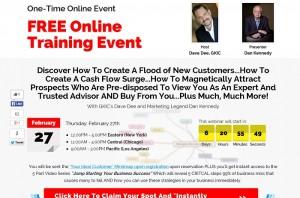 Dan Kennedy - Create a Flood of Customers