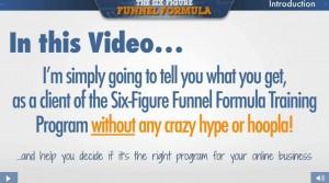 Todd Brown - Six Figure Funnel Formula Training Program