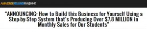 Matt Clark - Amazing Selling Machine