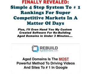 Rebuild Aged Domains