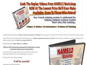 NAMS 12 Recordings