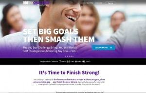 100 Day Challenge - Finish Strong 2014