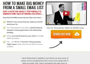 Ryan Deiss - Big Money Small List