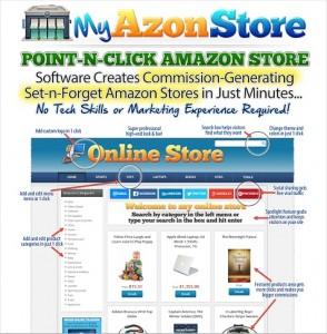 My Azon Store