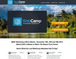 Web Camp - Create a Product