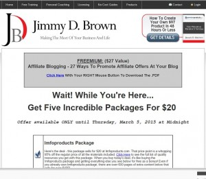 27 Ways to Promote Affiliate Offers