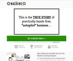 the machine deiss