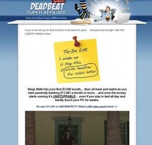 Deadbeat Super Affiliate Reloaded